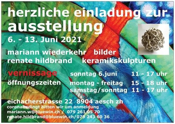Ausstellung Aesch 2021