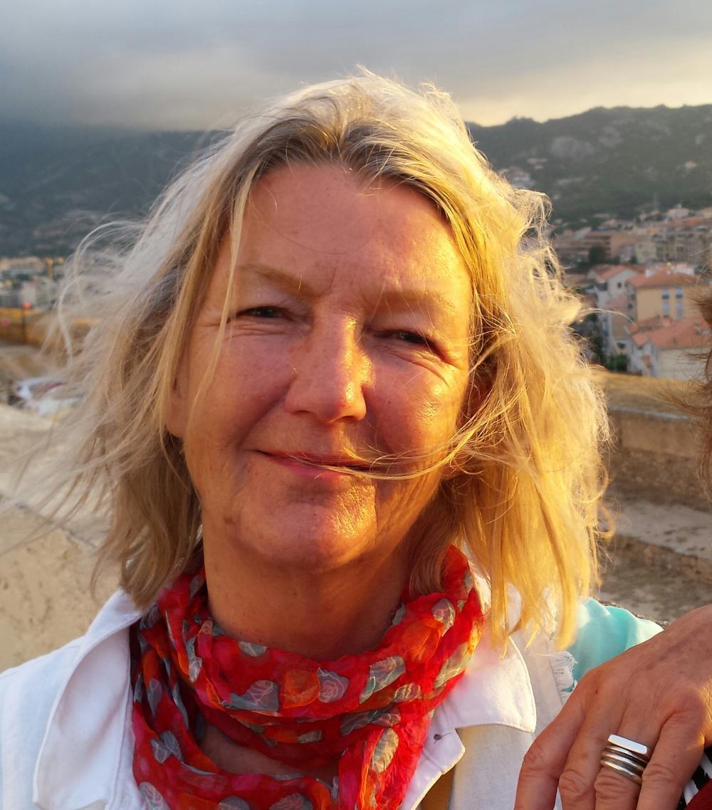 Mariann Wiederkehr Portrait